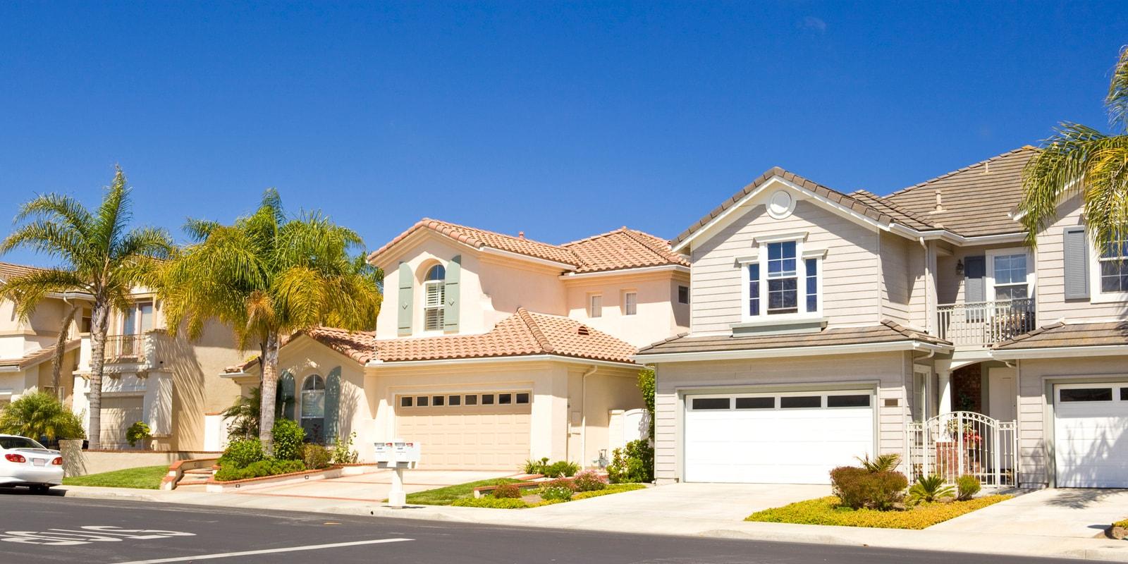 Homes in California
