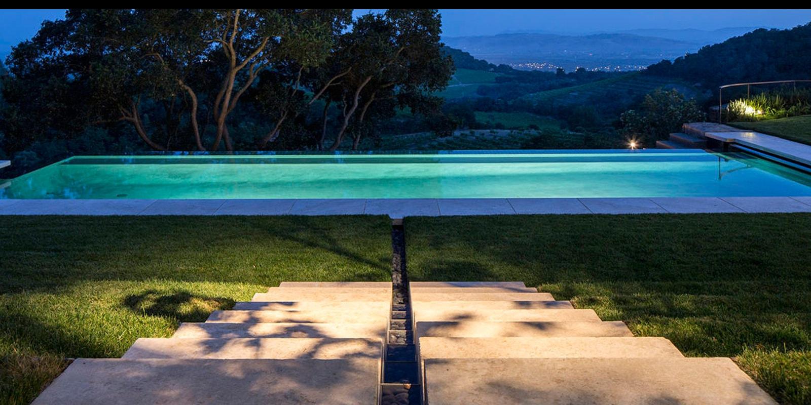 Swimming Pool San Francisco California